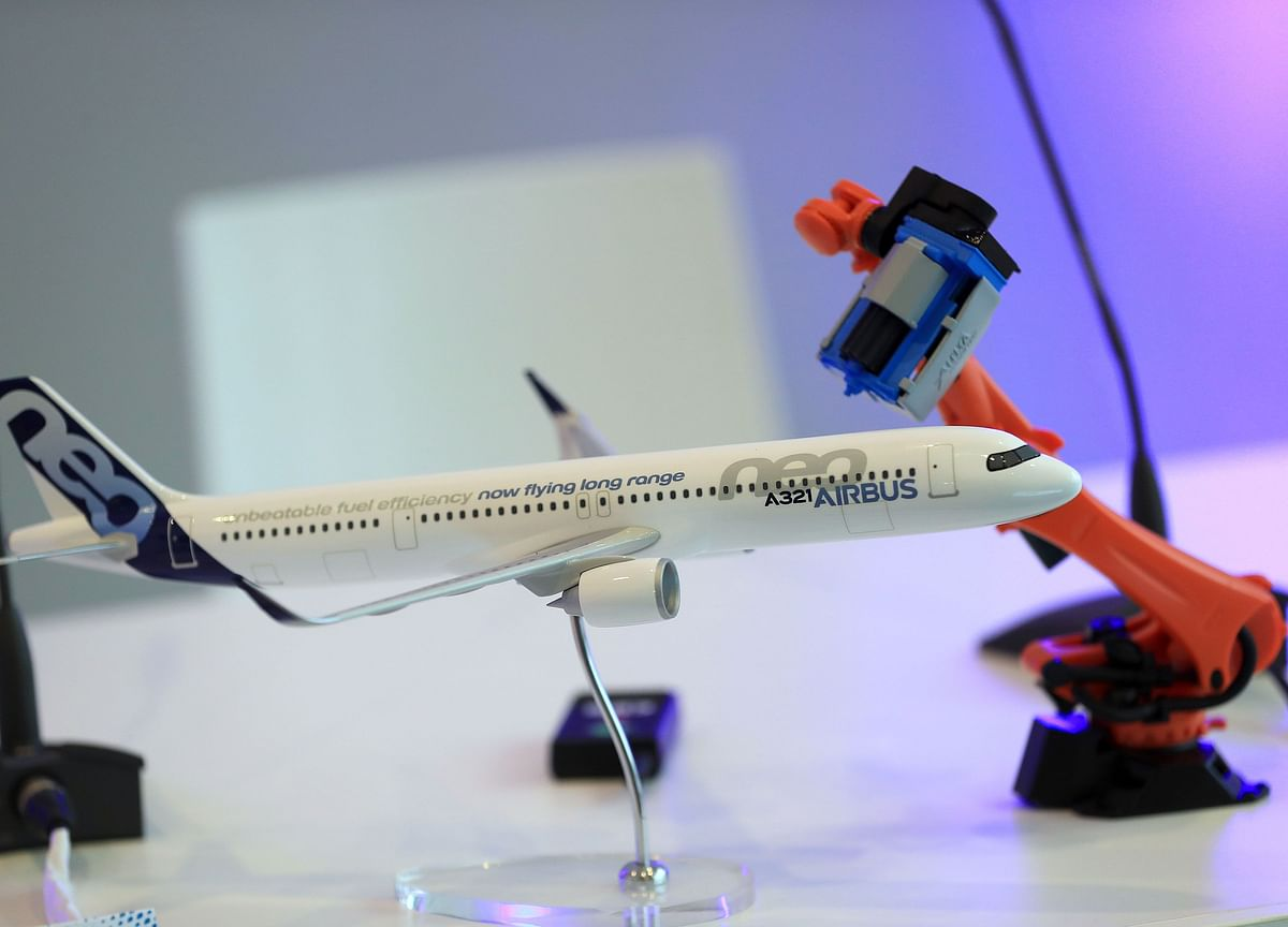 As Boeing Halts Max Line, Airbus Can't Make Jets Fast Enough