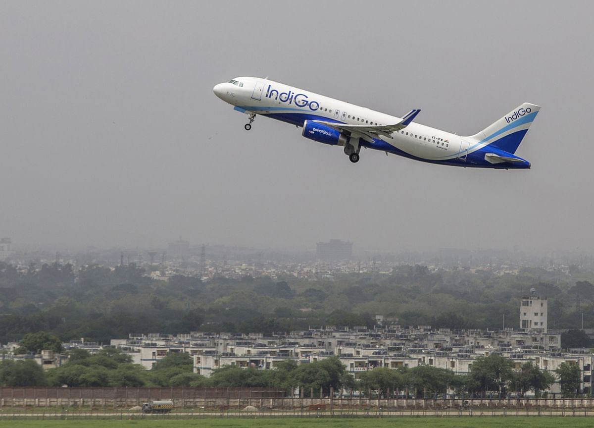 IndiGo Becomes First Indian Carrier To Operate 1,500 Daily Flights