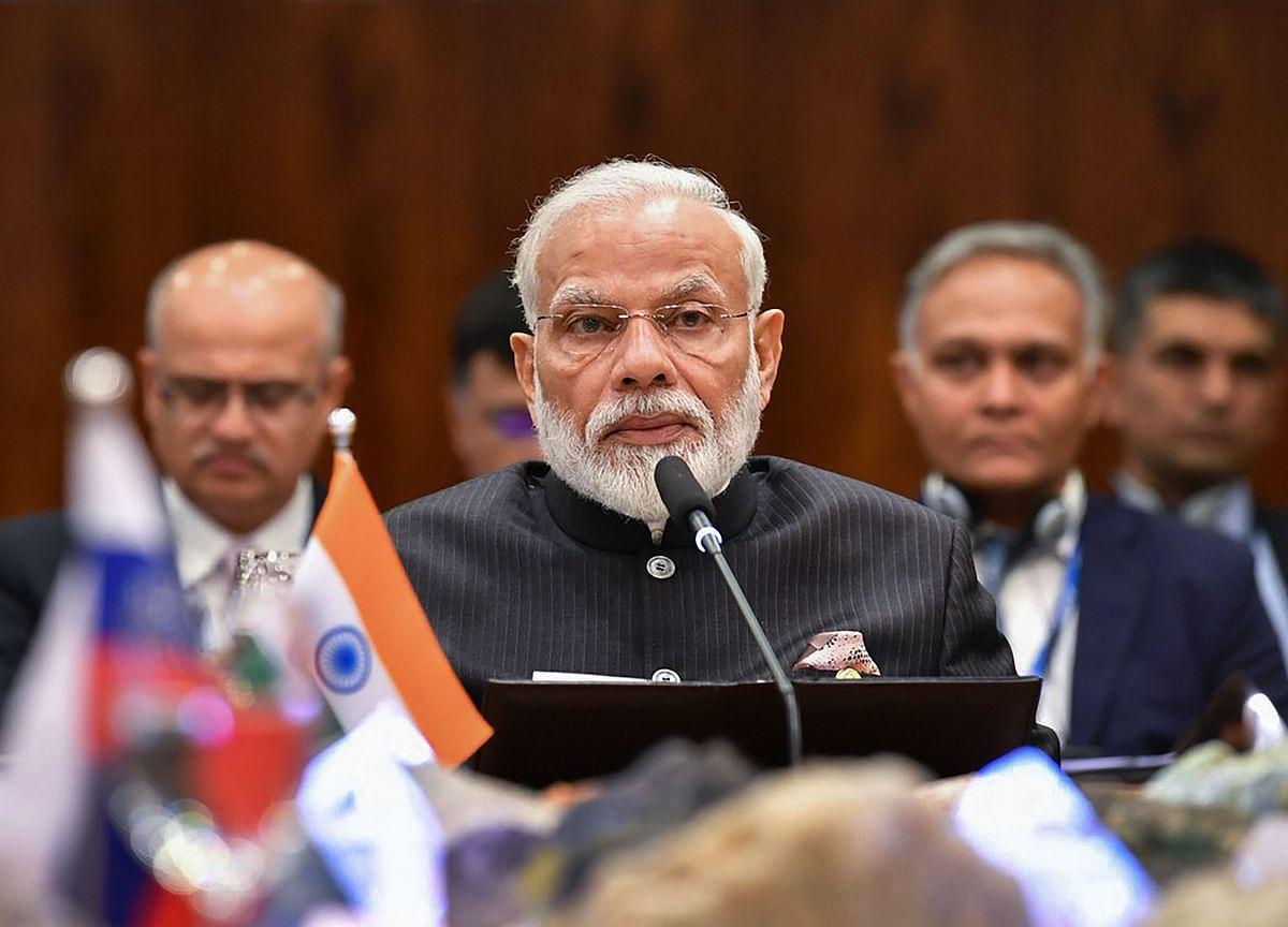 Terrorism Results In $1 Trillion Loss To World Economy, Says PM Modi