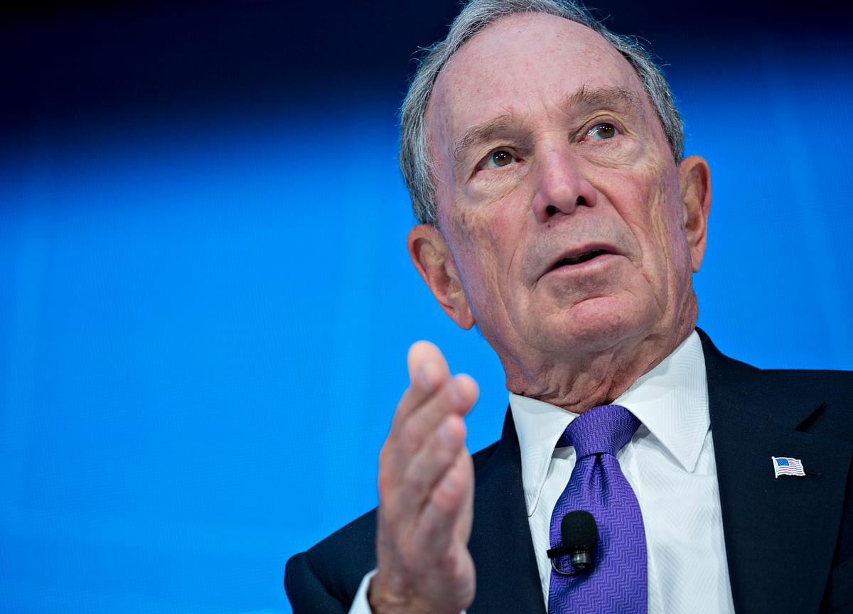 Bloomberg Campaign Cuts Ties With Firm That Used Prison Labor