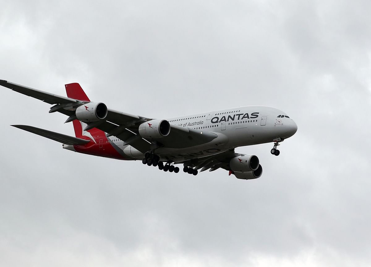 London-Sydney Qantas Flight Pips New York for Record