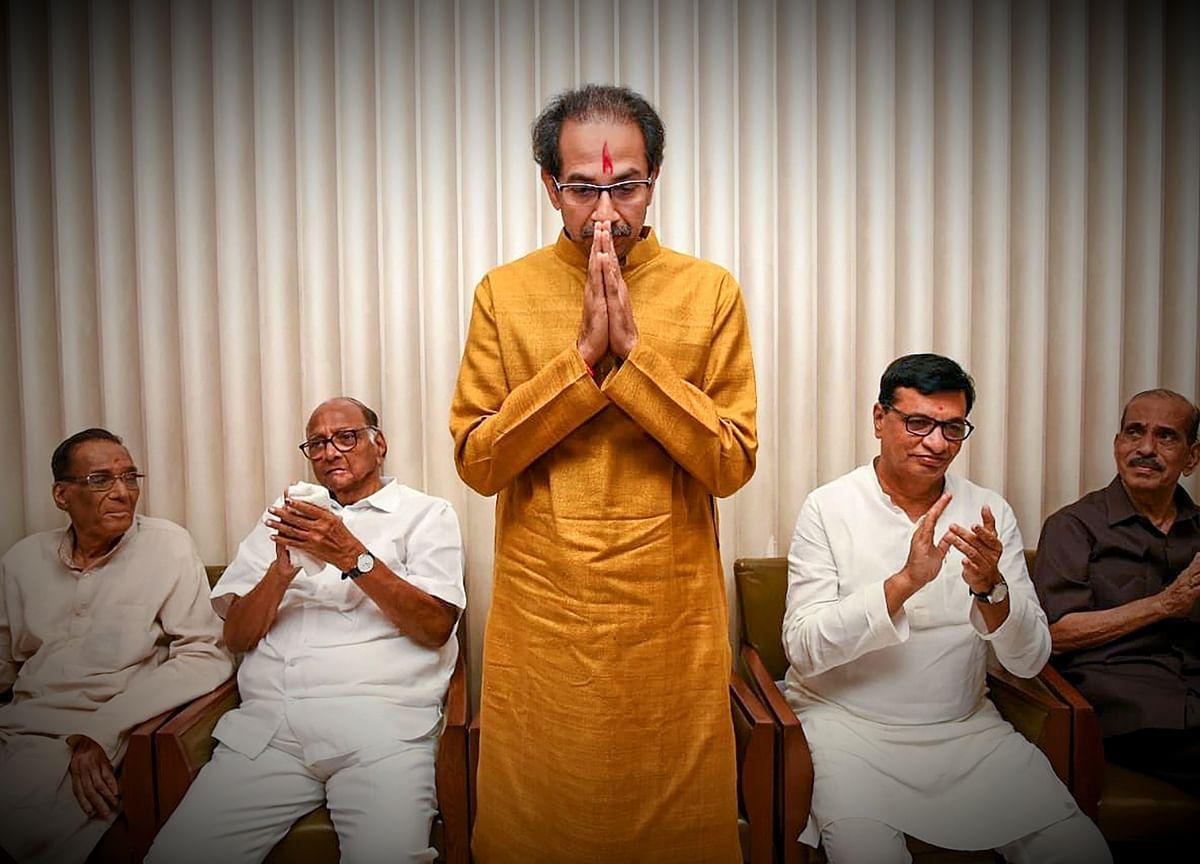 Maharashtra Government Formation: Fadnavis Resigns, Uddhav Thackeray Set To Become Chief Minister