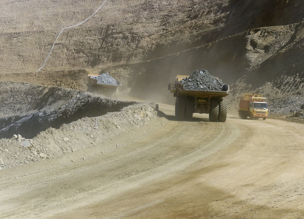Barrick Gold's Costs Climb Amid Pandemic While Output Slips