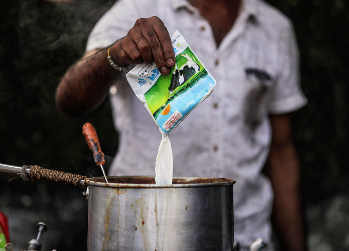 FSSAI Bats For Zero GST On Packaged Milk Products