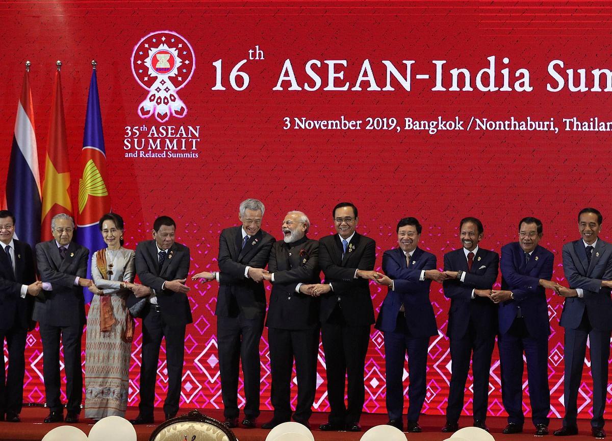 Asean Leaders Snub U.S. Summit After Trump Skips Bangkok Meeting