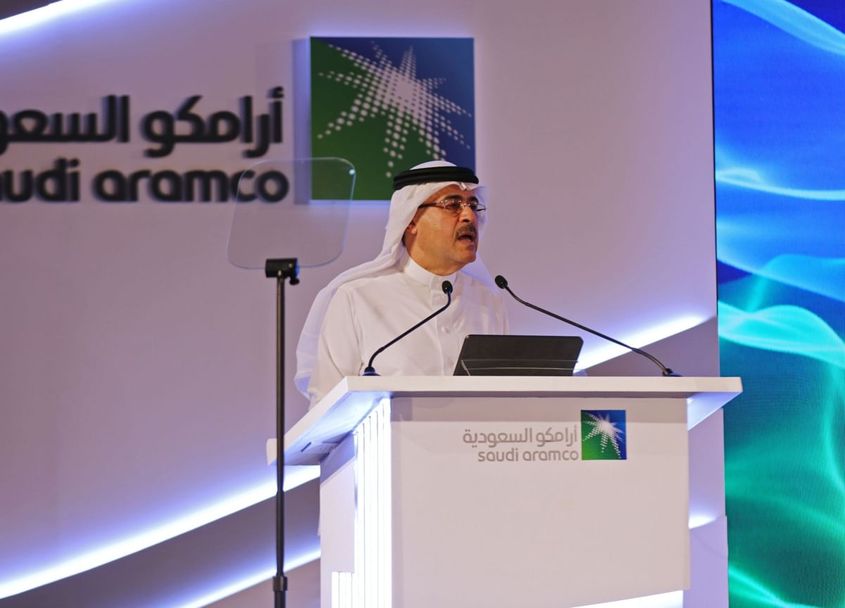 Aramco Budges on $2 Trillion and Dangles Gifts, Too