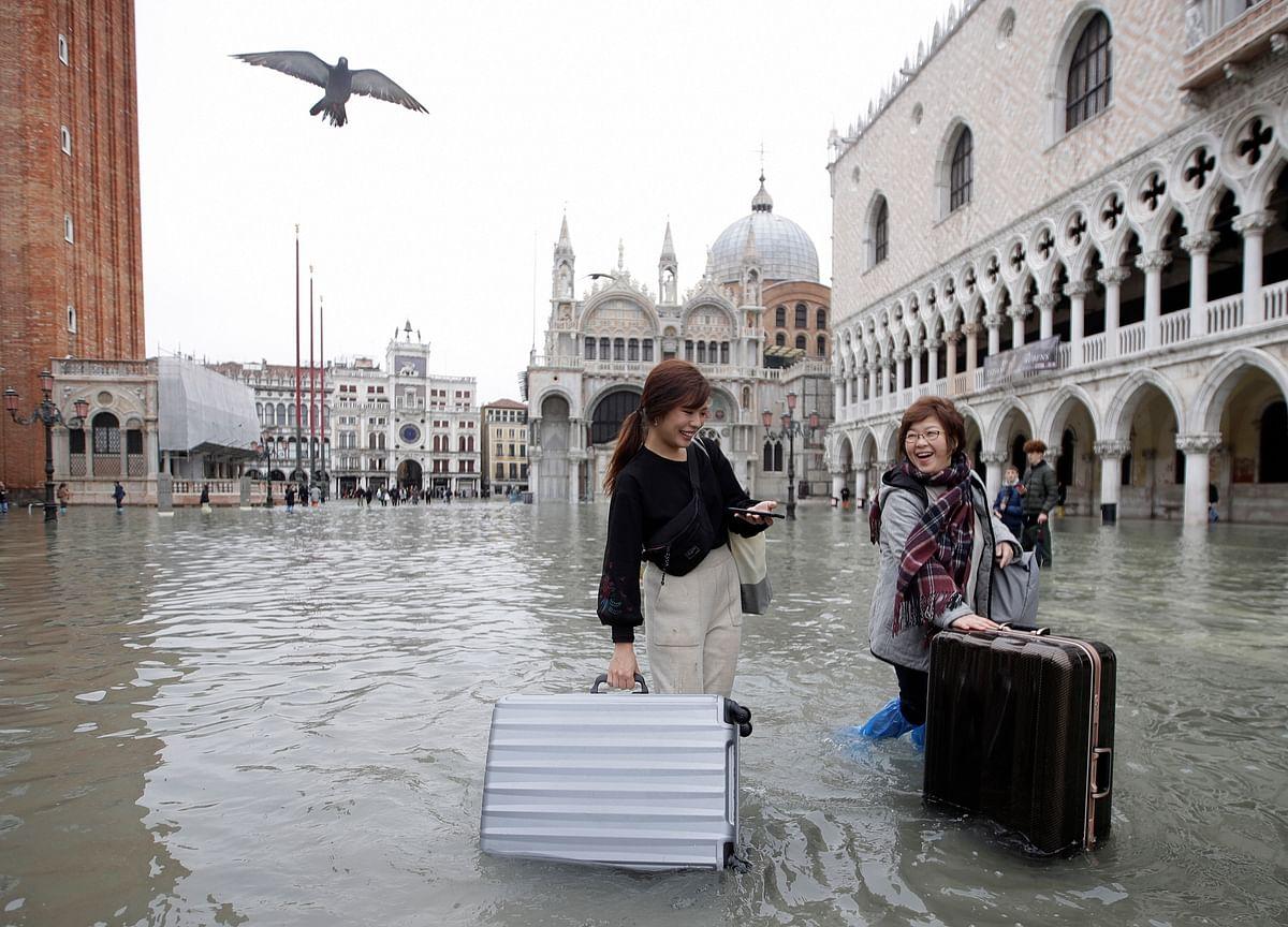 Venice Floods Are a Sad Tale of Bureaucracy and Corruption