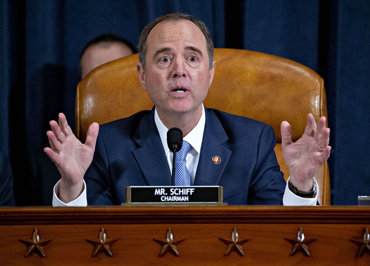 House Panel to Submit Impeachment Report Soon After Thanksgiving
