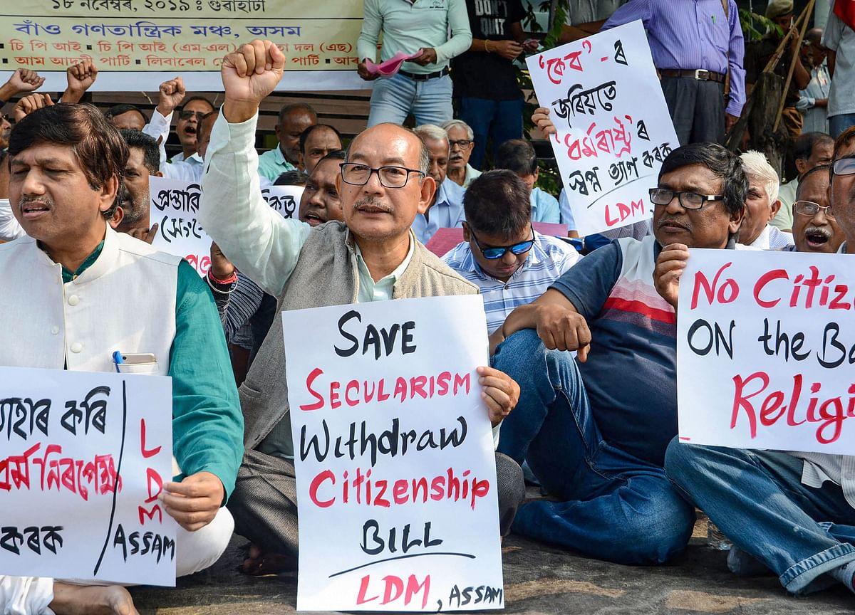 Union Cabinet Clears Citizenship (Amendment) Bill, Set To Be Tabled In Parliament