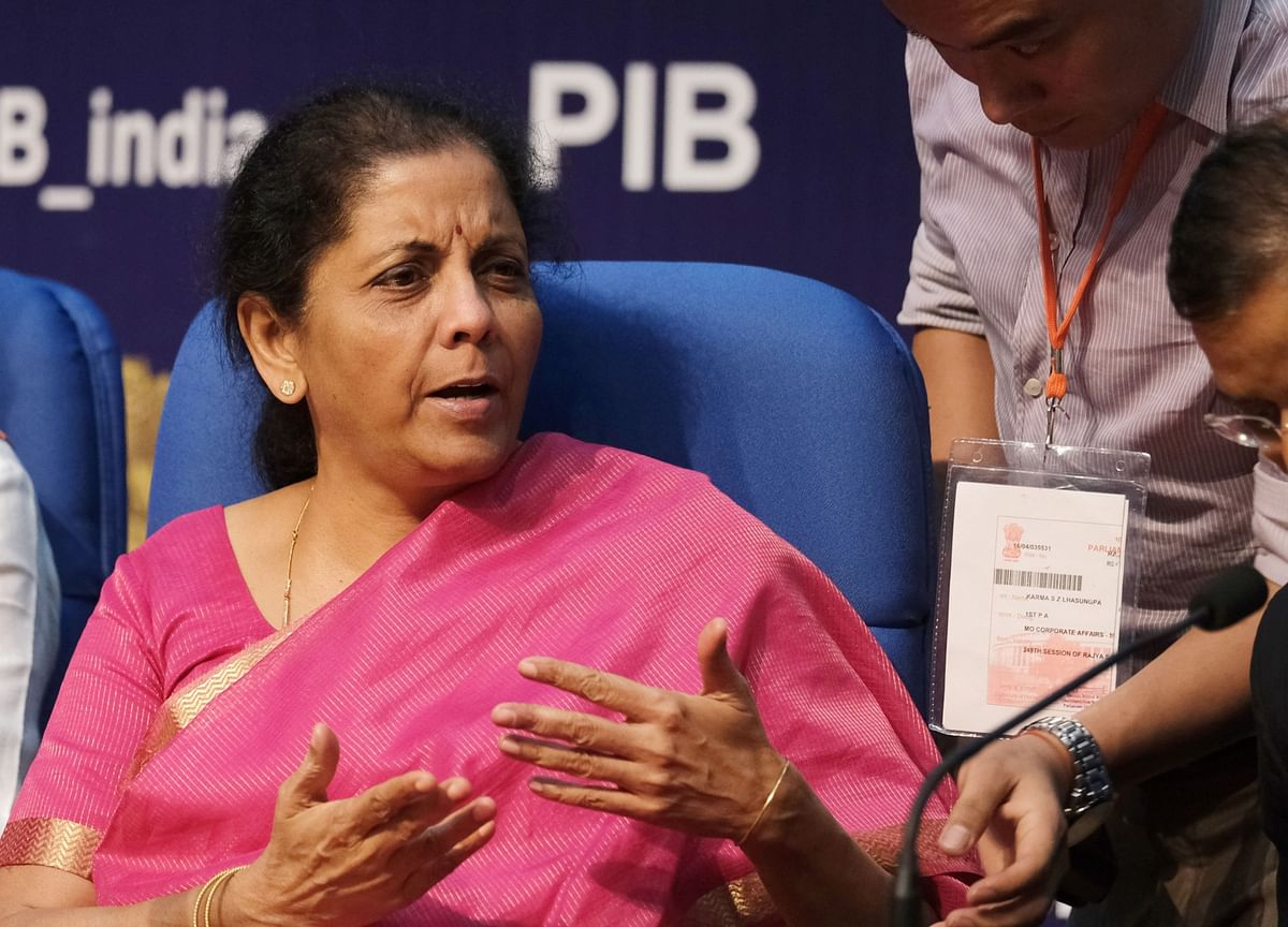Government Intends To Address Concerns Of Telecom Sector: Finance Minister