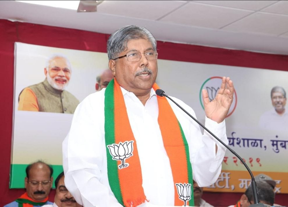 Have Support Of 119 MLAs, Will Form Government In Maharashtra Soon: Chandrakant Patil