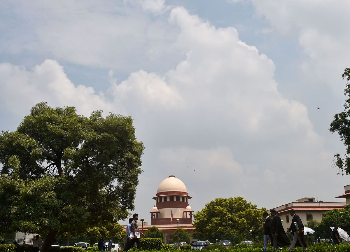 Plea In Supreme Court Seeks Stay On Implementation Of Electoral Bond Scheme