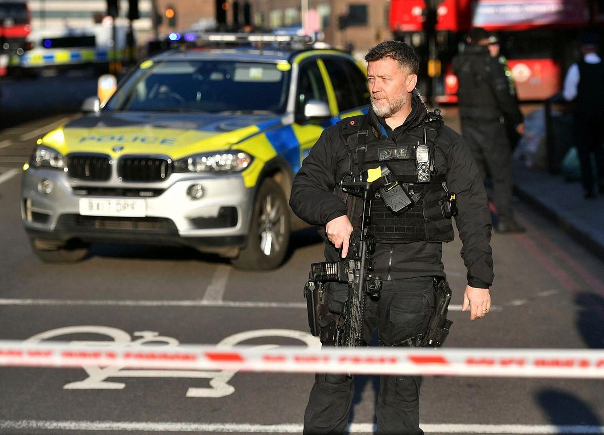 U.K. Police Shoot Man After Potential Terrorist Attack in London