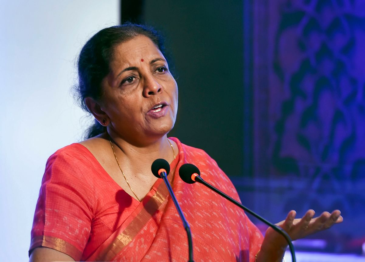Centre Will Honour GST Compensation Payment To States, Says Finance Minister Sitharaman