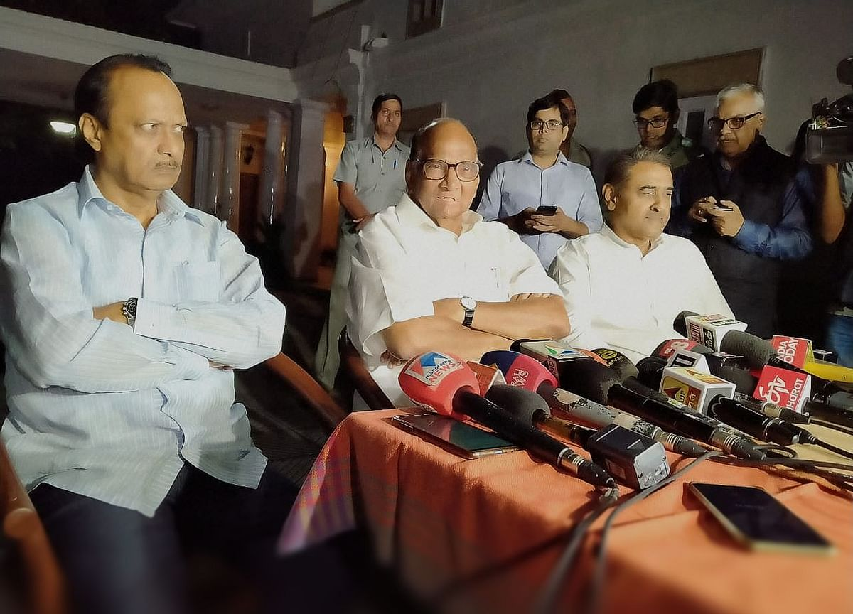 Maharashtra Government Formation Updates: NCP Says Governor Has Given Them Till 8:30 P.M. Tuesday To Stake Claim