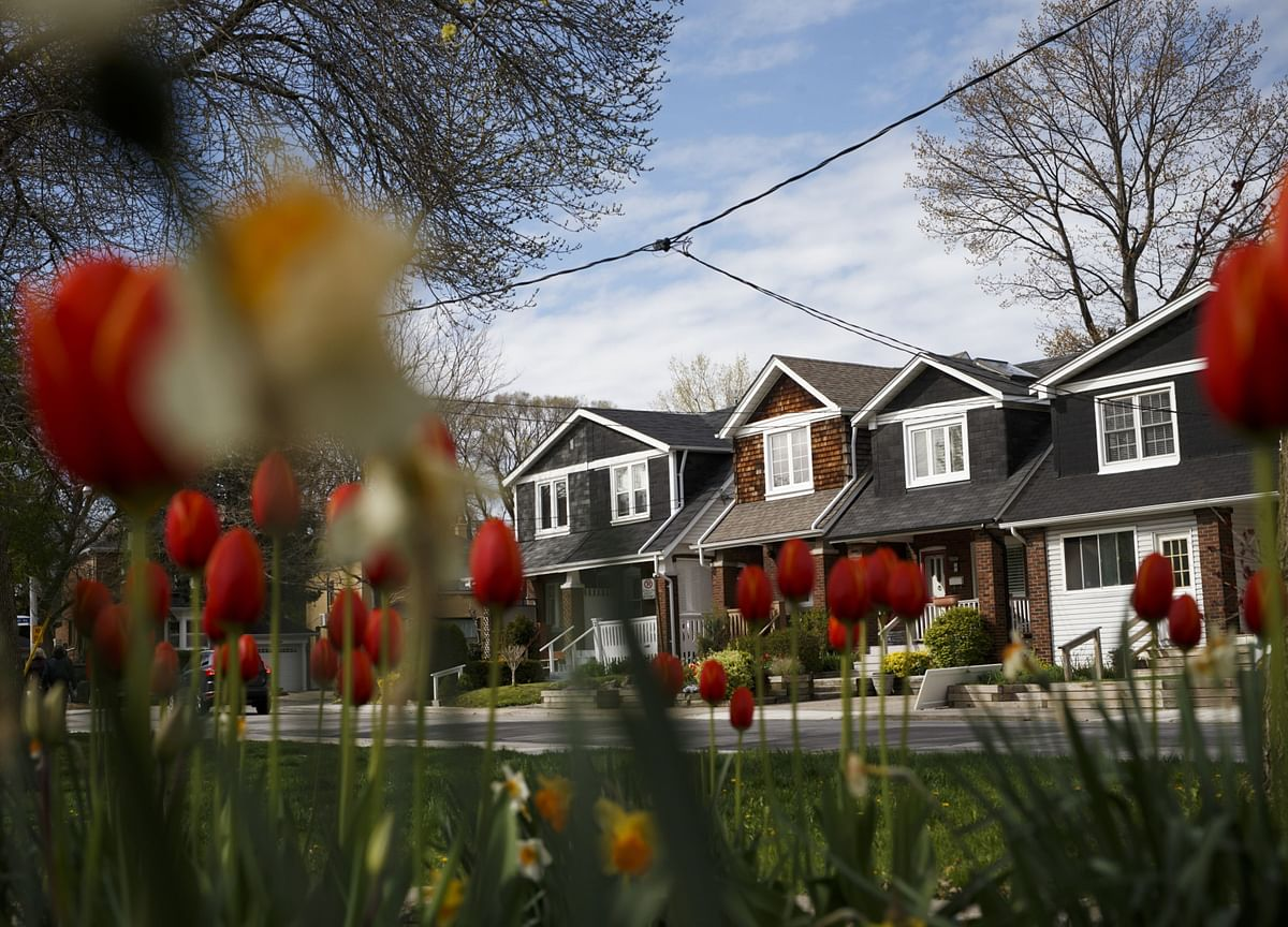 Toronto Home Prices Jump the Most Since 2017