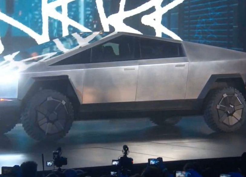 Elon Musk Says Cybertruck Orders Have Climbed to 200,000