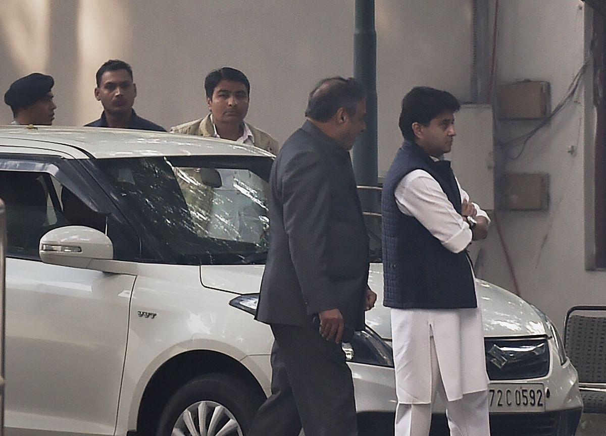 Congress Working Committee Discusses Maharashtra Situation; Final Decision On Friday