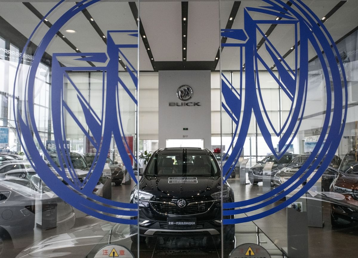 GM Can't Keep Up in China, Once Seen as the Promised Land