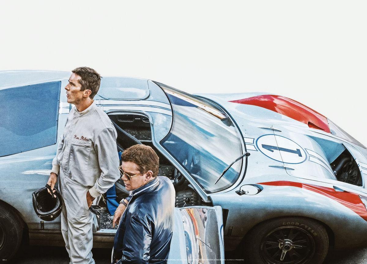 Ford v Ferrari: Secrets Behind the Stunning Cars (and Crashes)