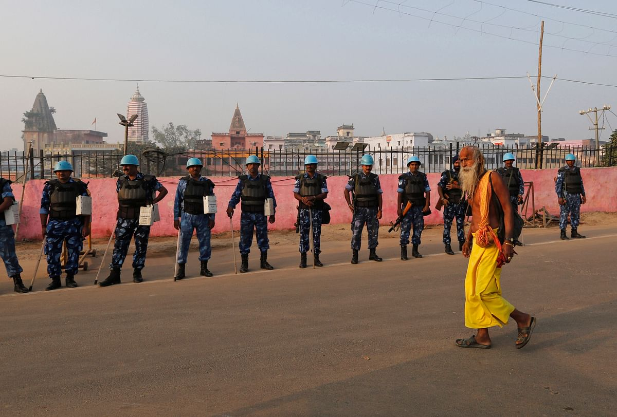 Ayodhya Verdict Out, Security Tightened Across India, Social Media Under Scanner