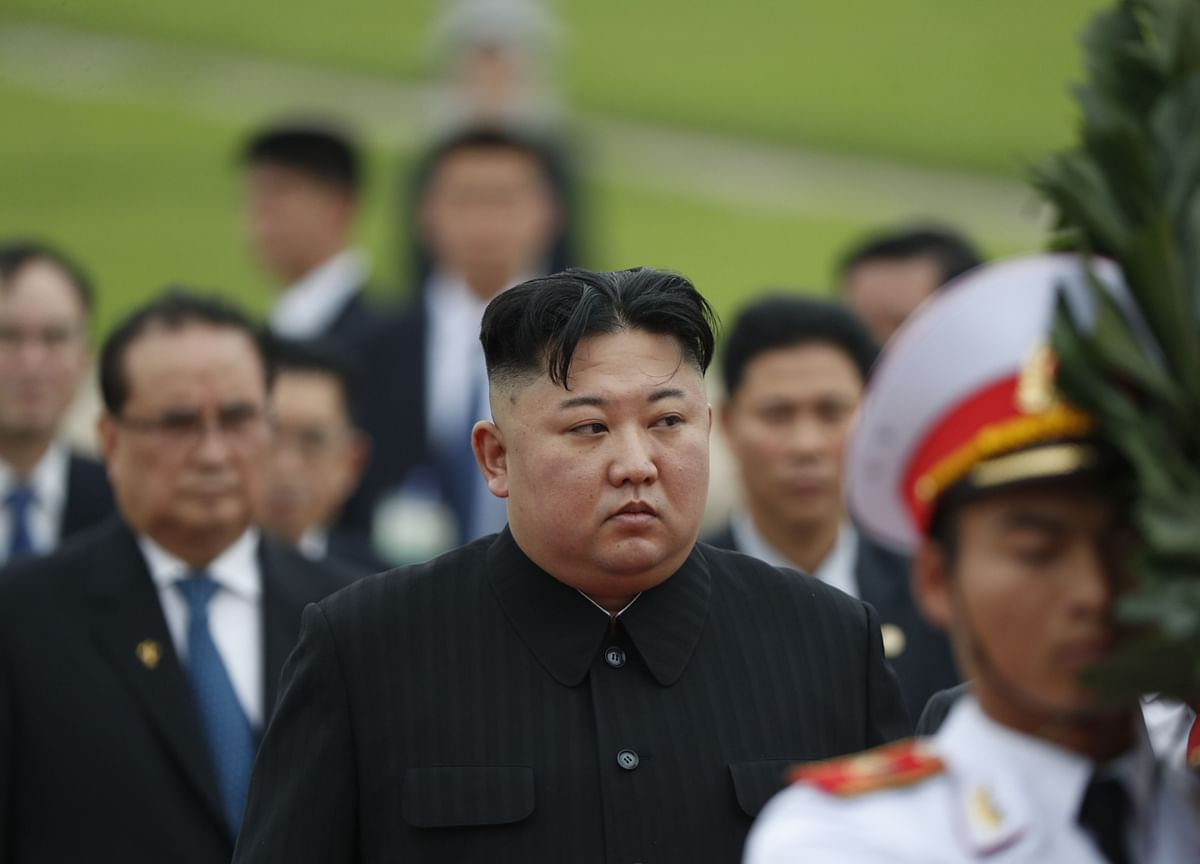 Virus Puts Damper on Kim Jong Un's Celebrations of Late Father