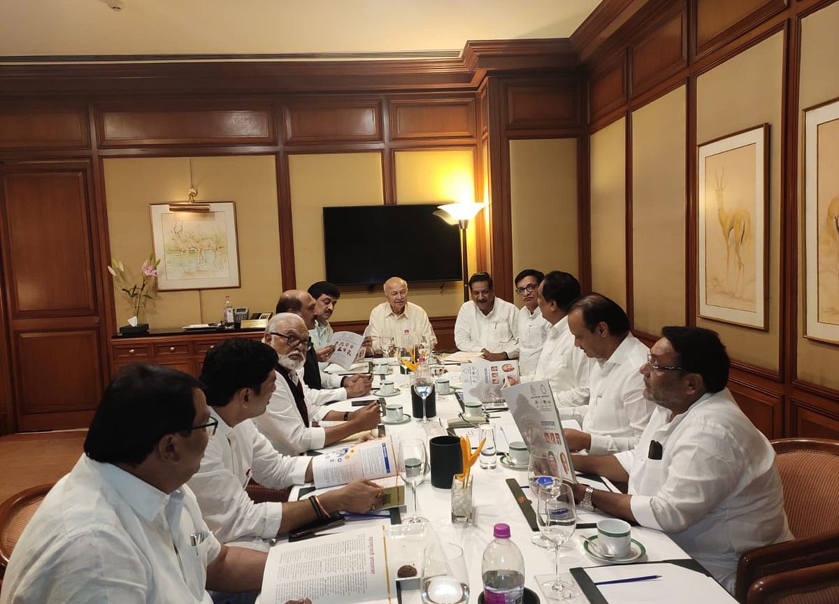 Talks For Government Formation At Preliminary Stage: Prithviraj Chavan