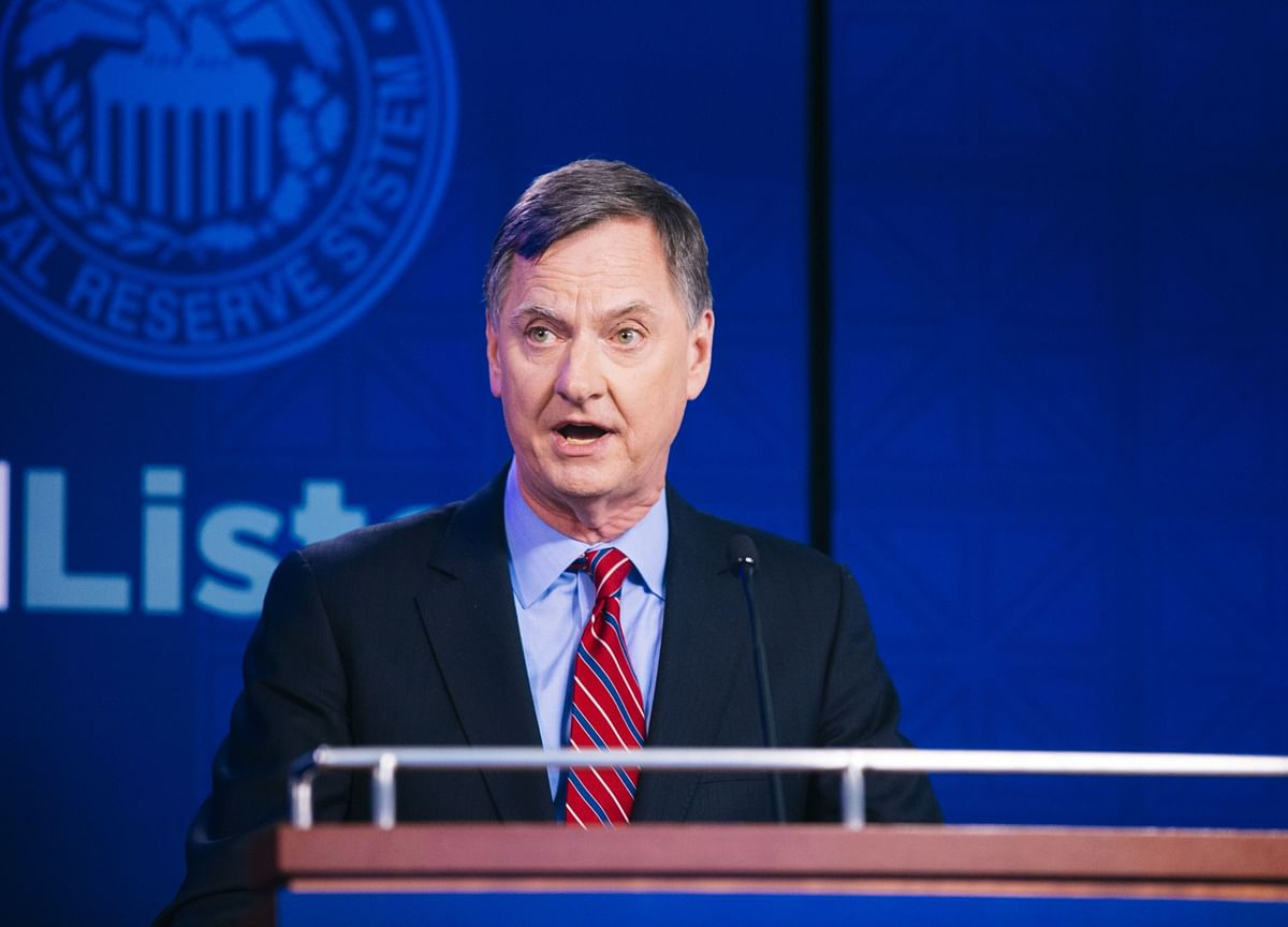 Fed's Evans Says Rate Cuts Leave U.S. Economy in Good Place