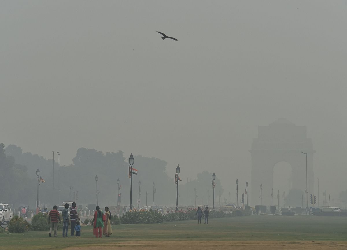 Tourists Are Avoiding Delhi as Air Pollution Reaches Record Levels