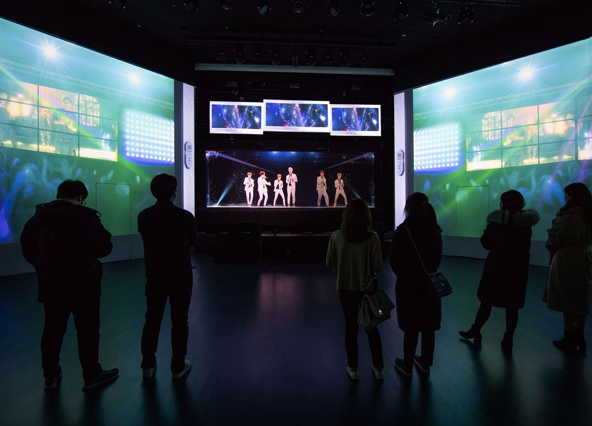 How Can the Land of K-Pop Fail to Innovate?