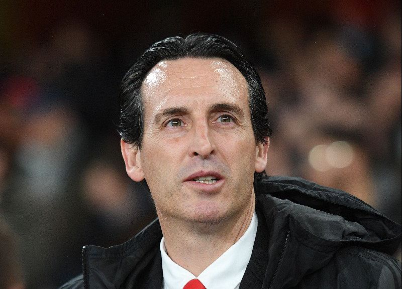 Arsenal Fires Manager Unai Emery