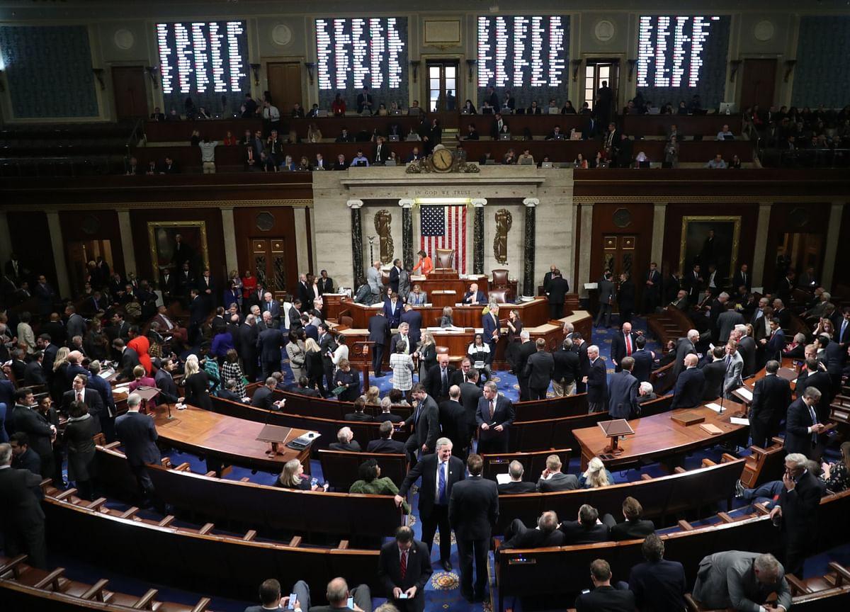 Trump's Presidency on Treacherous New Ground After House Vote