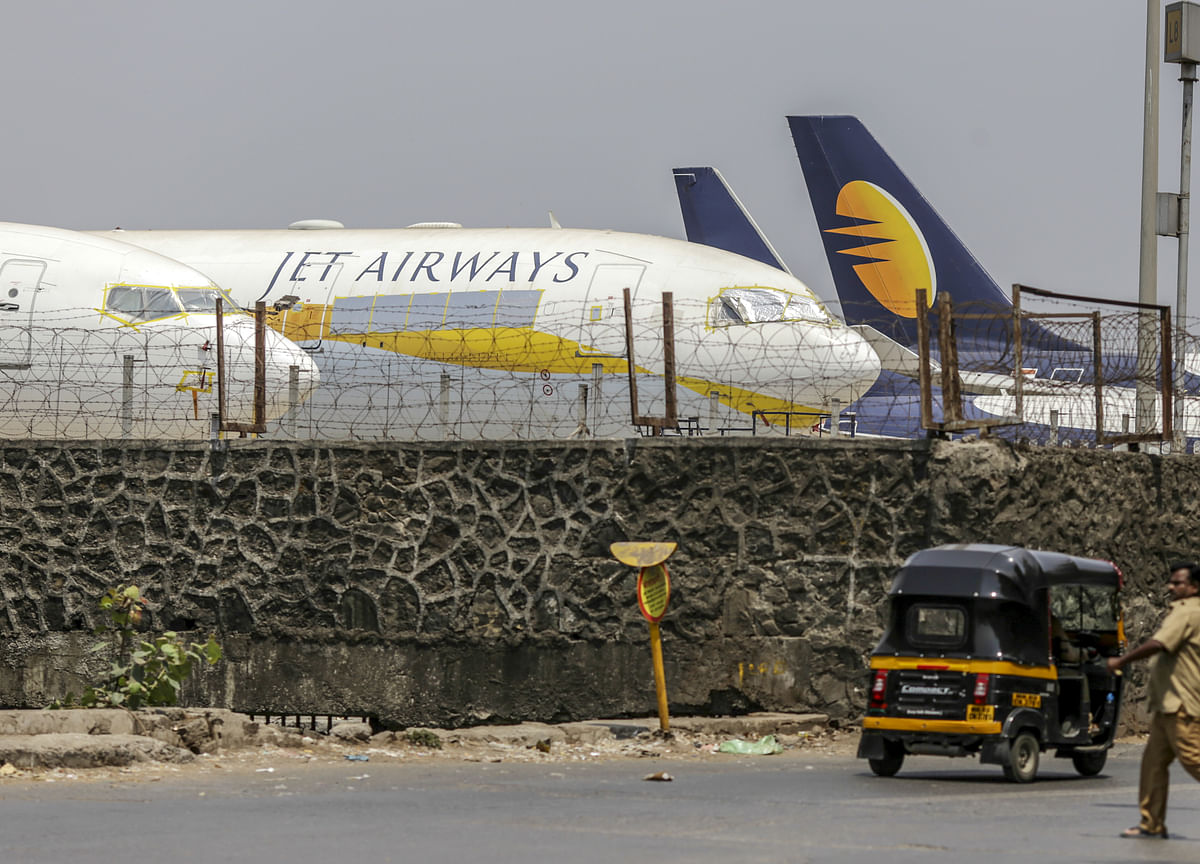 Jet Airways Fails To Attract Any Bids