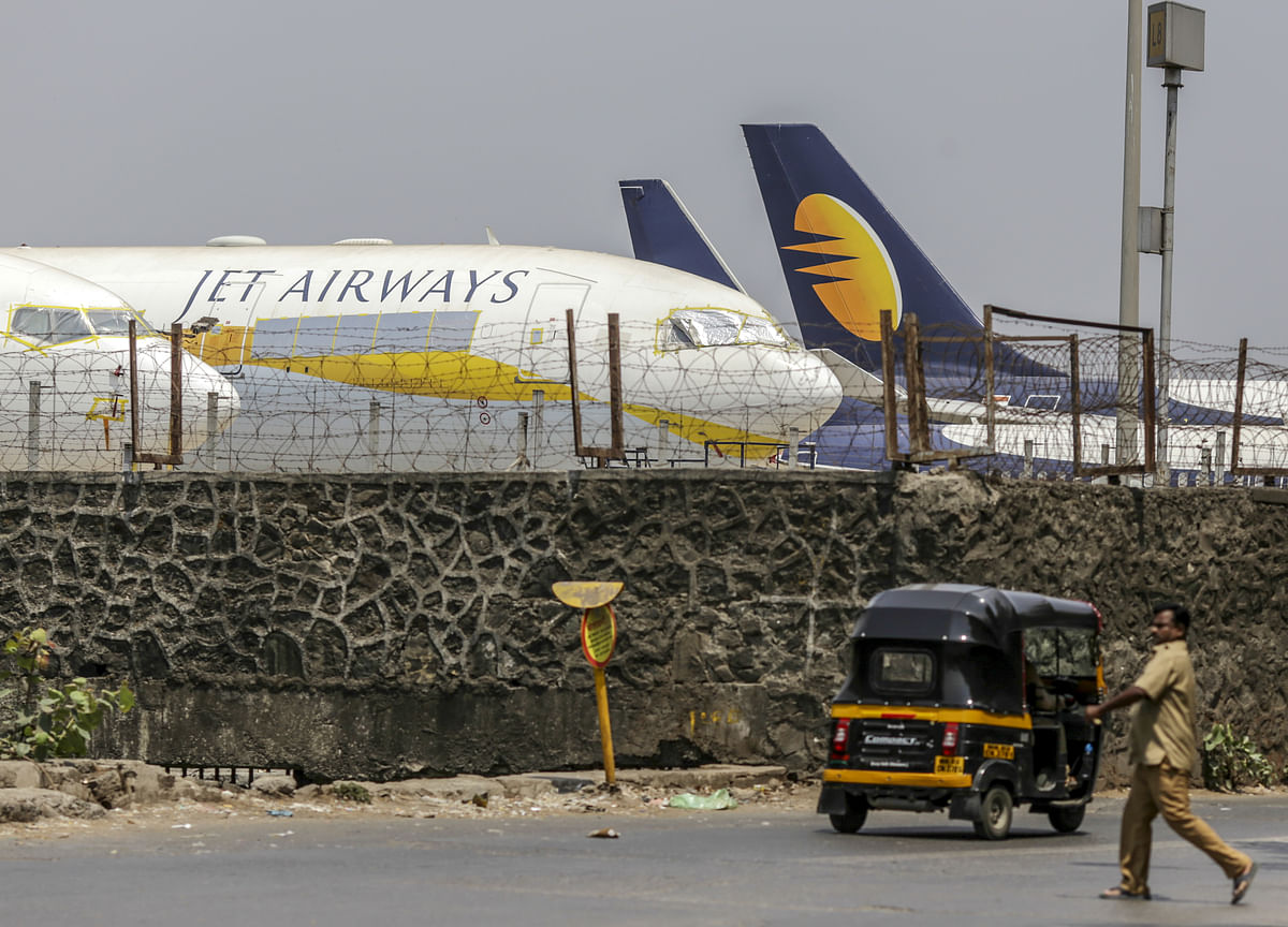 At Least Five Investors Show Initial Interest In Jet Airways
