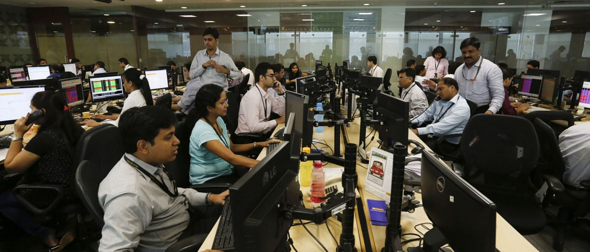 Sensex, Nifty End Higher For Eighth Day Led By Pharma, Metals