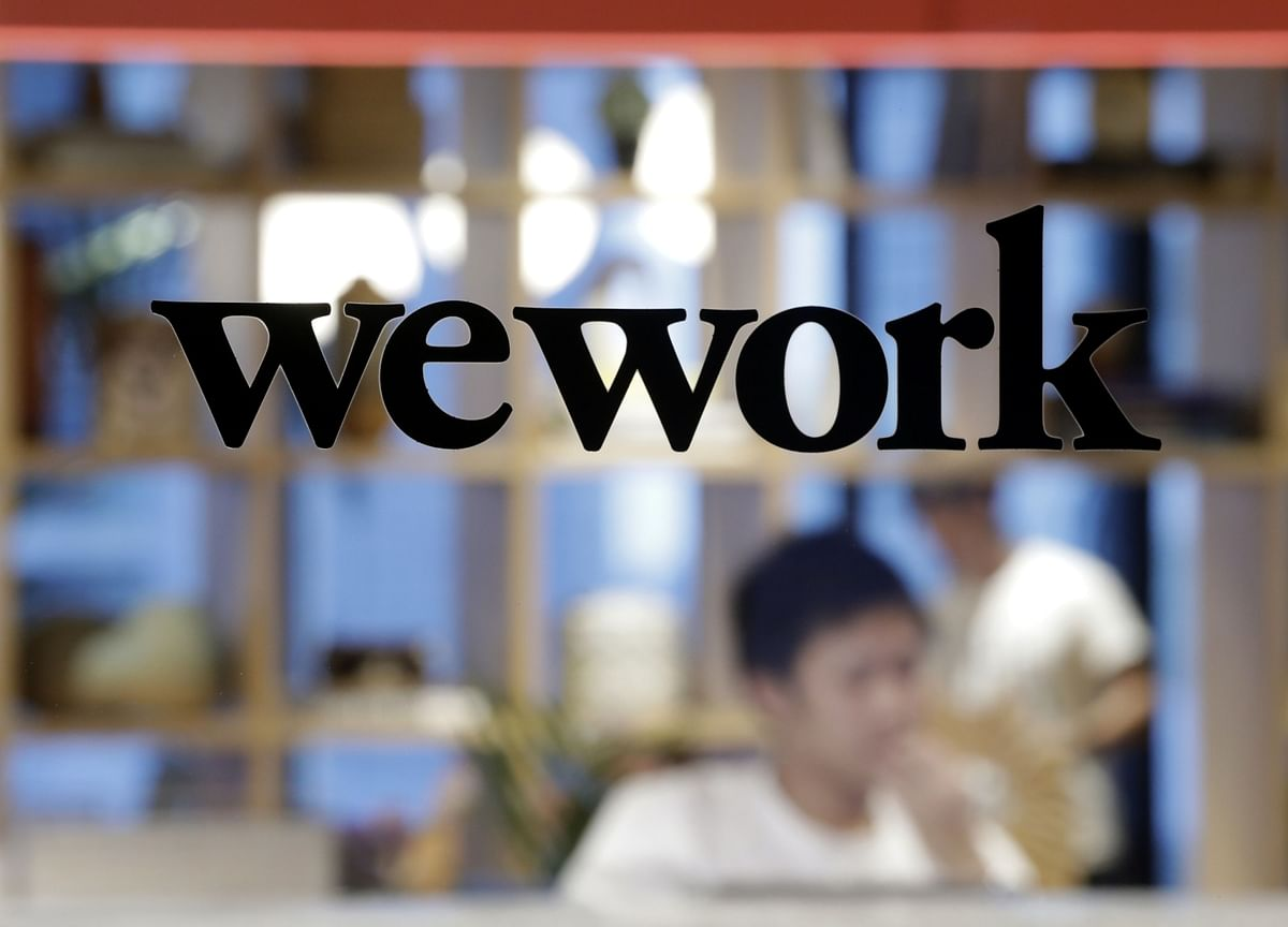 WeWork in Talks to Sell Unit for a Lot Less Than It Paid 8 Months Ago