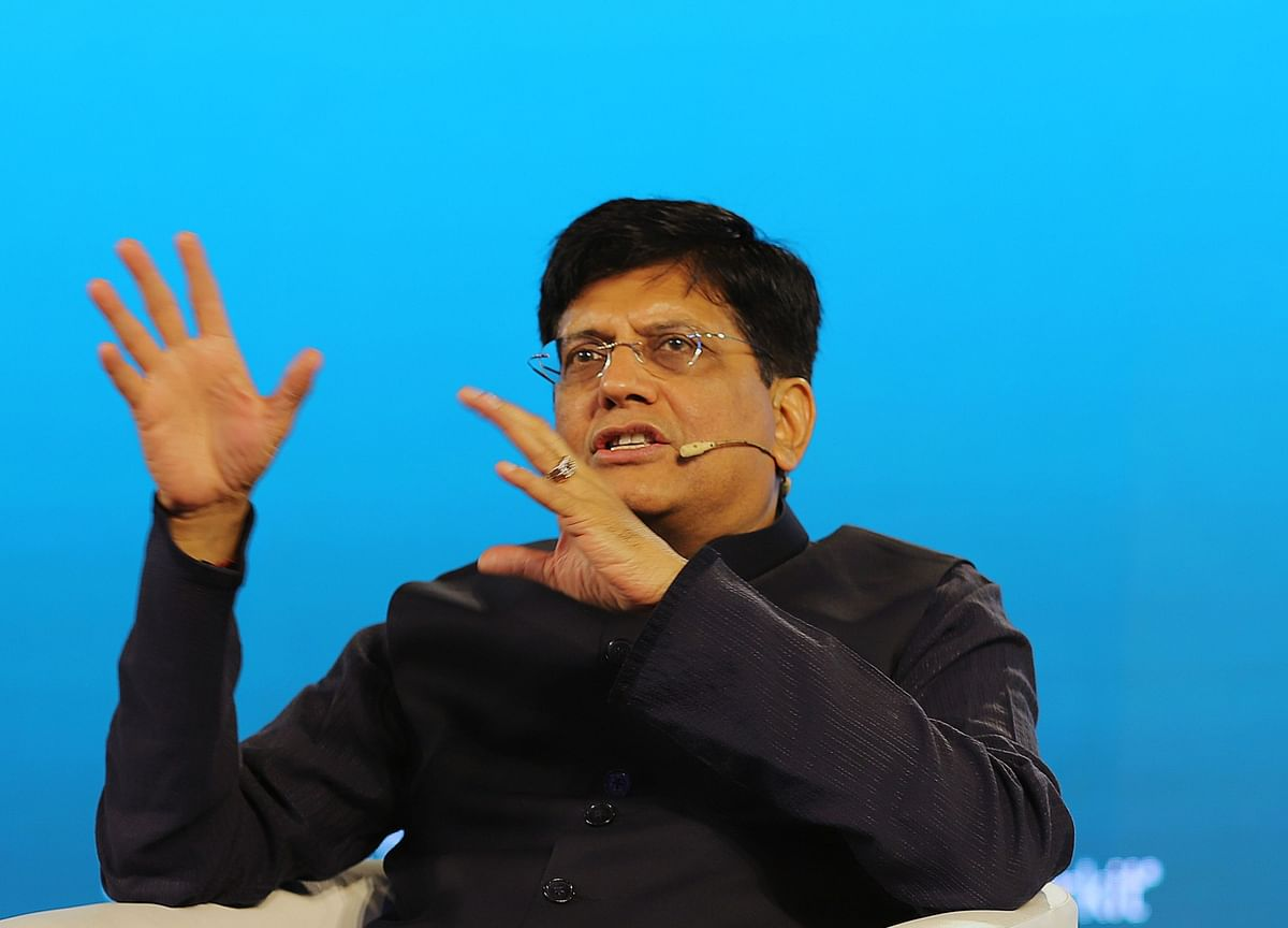 Davos 2020: Piyush Goyal Meets WTO Chief, EU Trade Commissioner, Others