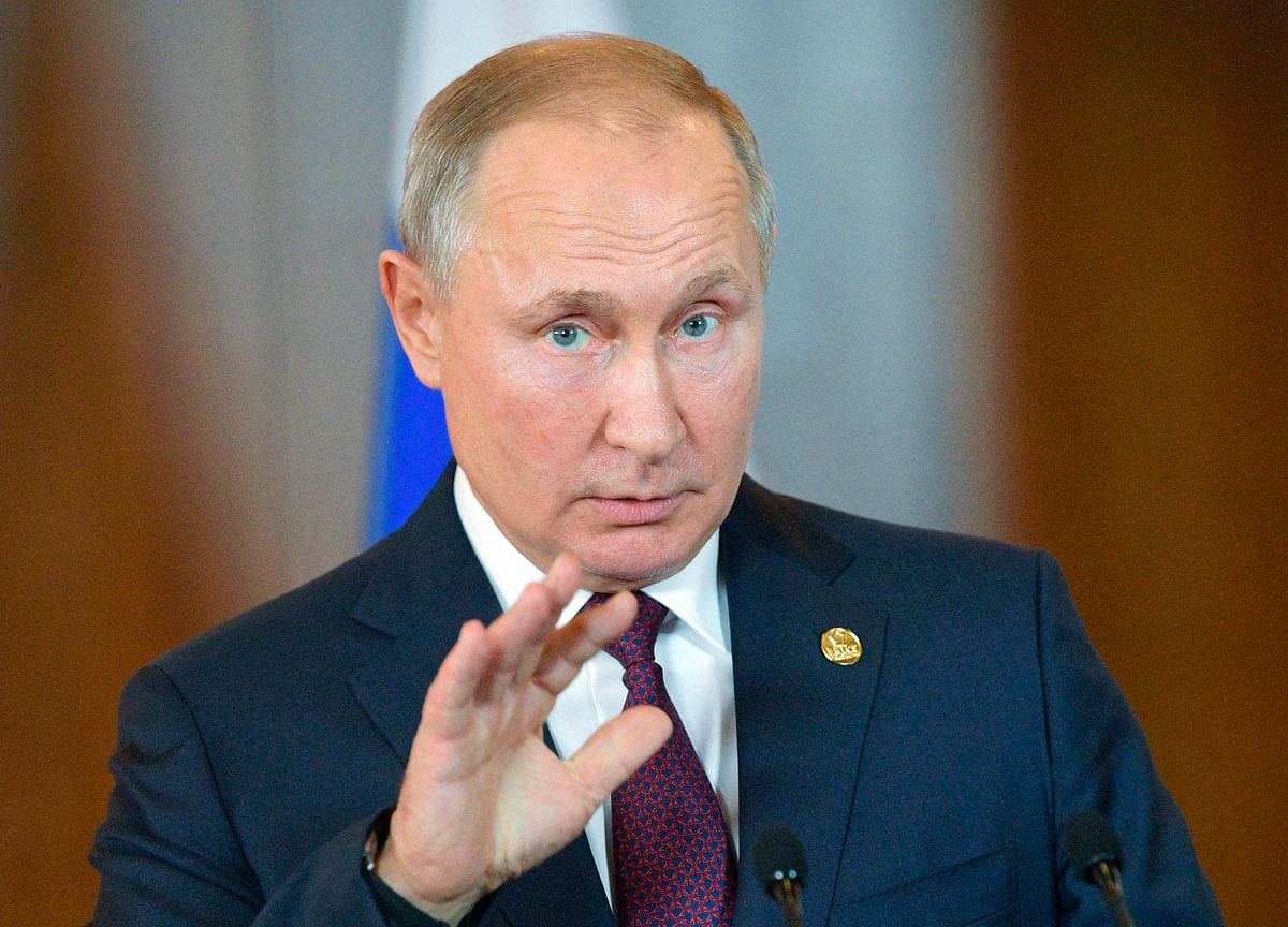 Russia Plans To Deliver S-400 Missile Systems To India On Schedule, Says Putin
