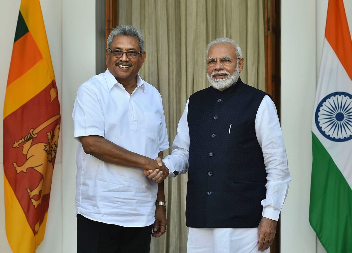 India Offers Sri Lanka $400 Million to Develop Infrastructure