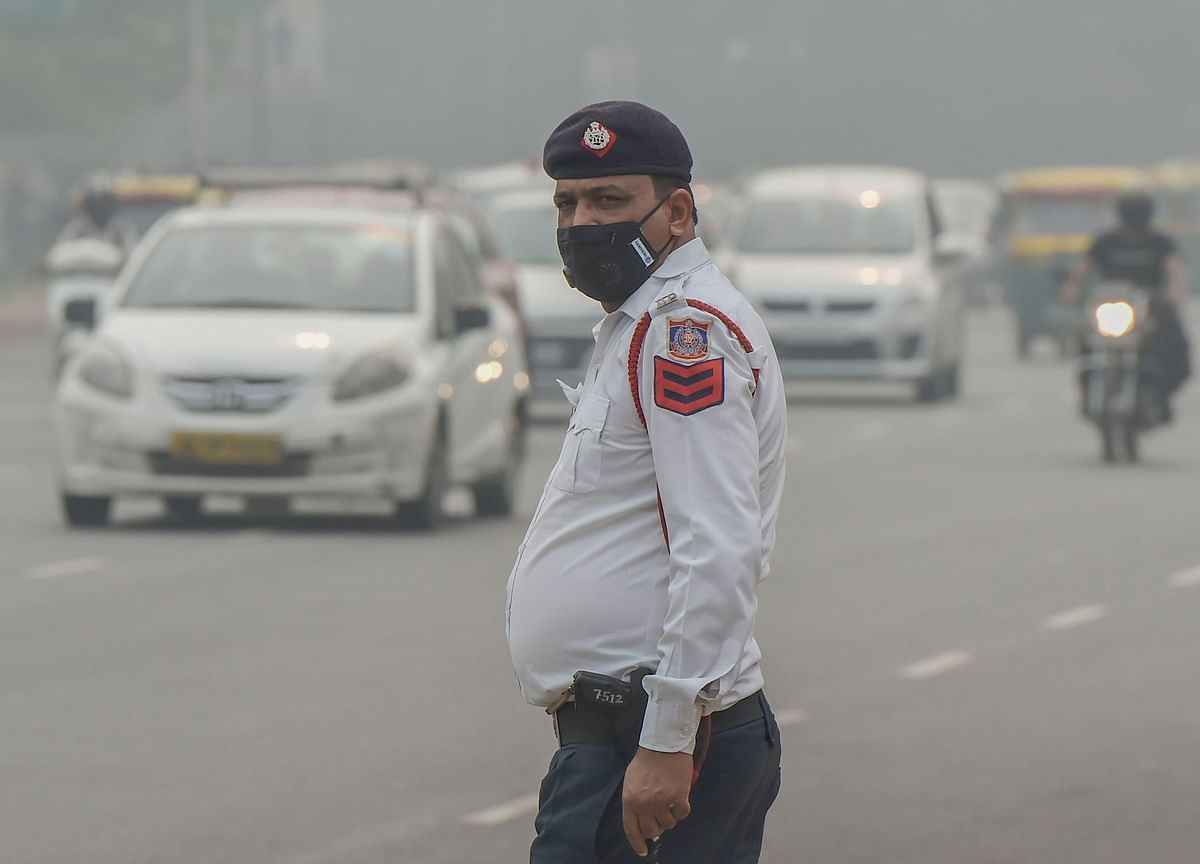 PMO Holds Second Review Meeting With States On Long-Term Solution For Air Pollution