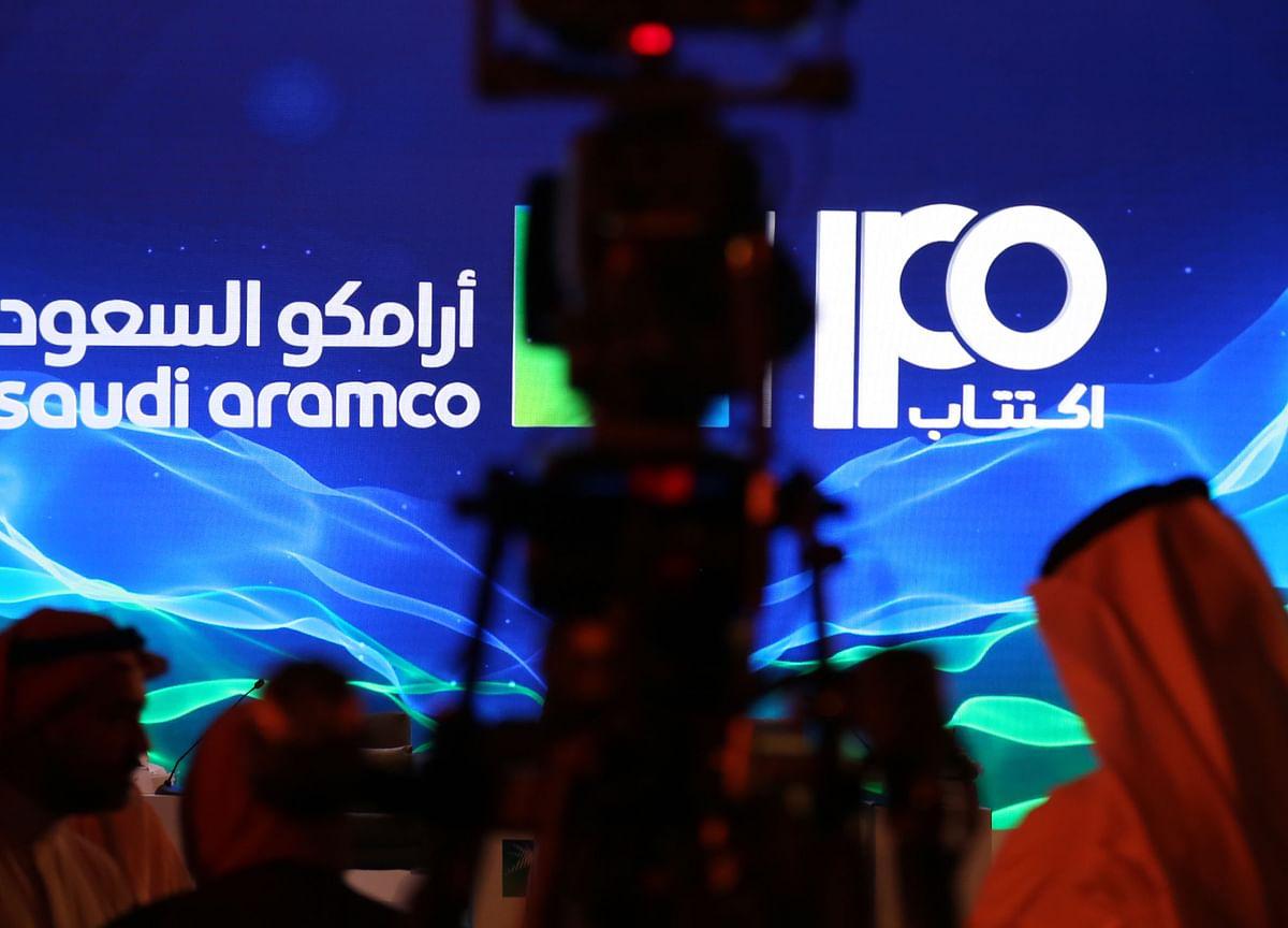Saudi Aramco Shares Climb 10% in Pre-Market Auction