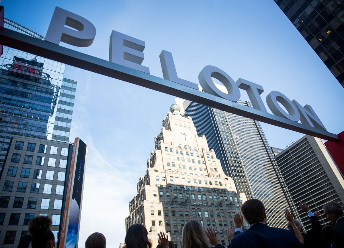 Peloton Buys Design Firm That Helped Facebook, Google