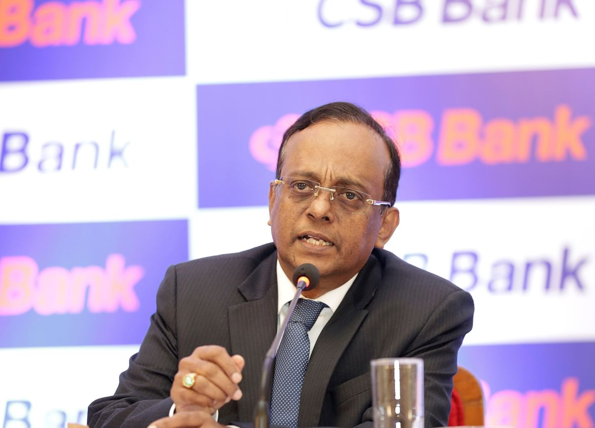 CSB Bank IPO Price Band Set At Rs 193-195, To Raise Rs 410 Crore