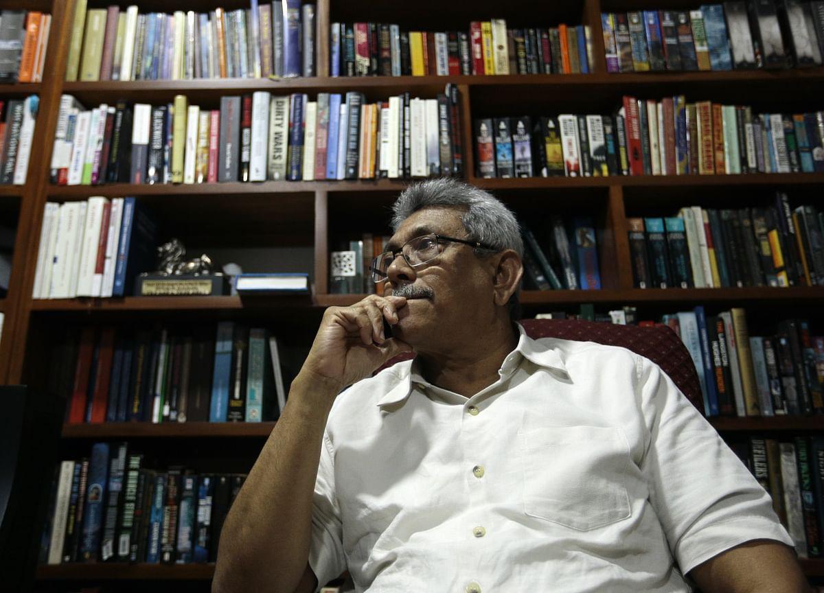 China-Friendly Strongmen Eye Return to Power in Sri Lanka Vote