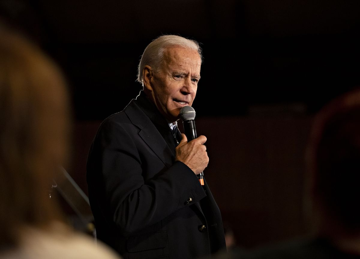Biden Highlights Sanders Mixed Record on Guns, Party Loyalty
