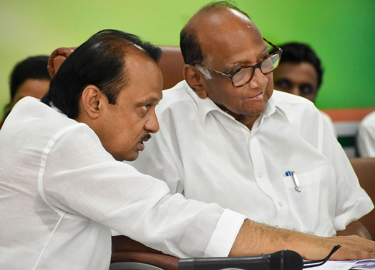 Ajit's Claim To Be With NCP Is Bid To Create Confusion, Says Sharad Pawar