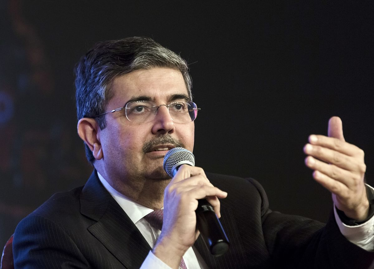 Borrow More To Revive Growth But Be Wary Of 'Laxman Rekha', Says Uday Kotak
