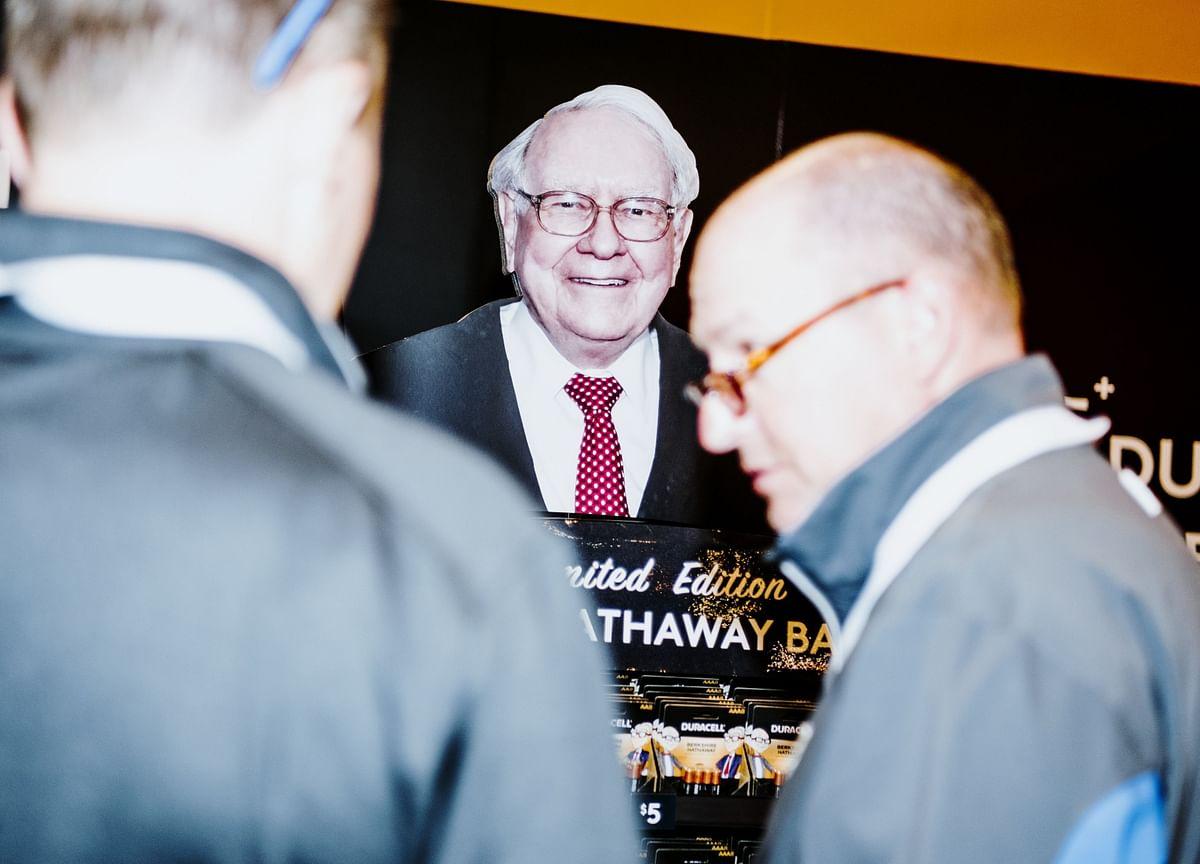 Buffett's Peak Quarter Brings New Records on Profit and Cash