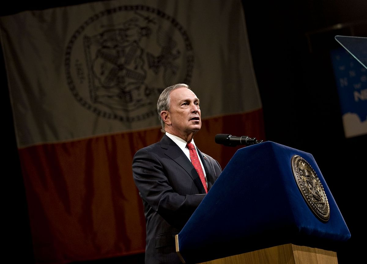 Bloomberg Proposes $1 Trillion Public Works Plan
