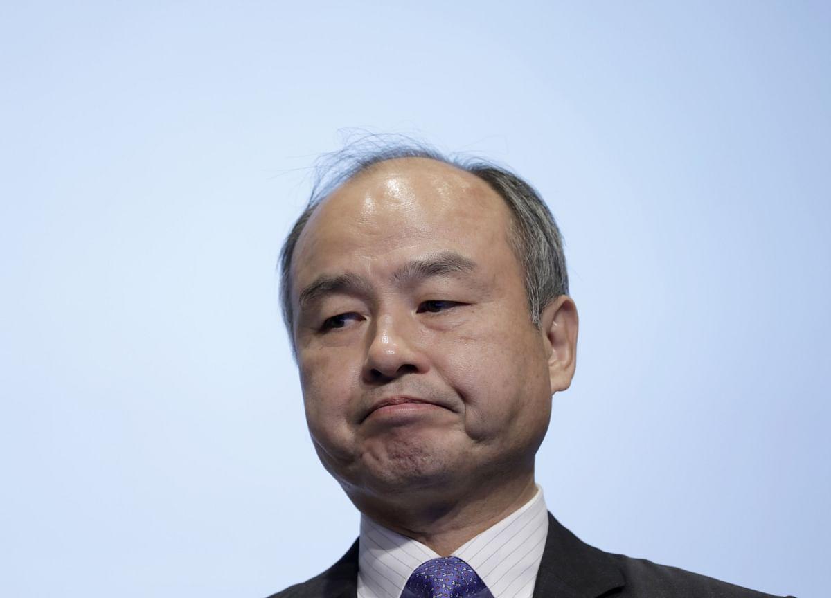 SoftBank's Son Defiant as WeWork Triggers $6.5 Billion Loss